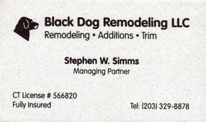 Click to see Black Dog Remodeling Llc Details